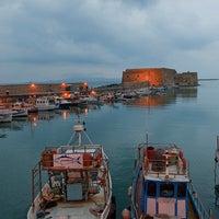 Photo taken at Port of Heraklion by Visit Greece on 5/16/2012