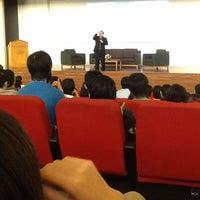 Foto tirada no(a) Auditorium BINUS University por Kezia V. em 6/1/2012