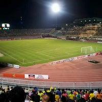 Photo taken at Stadium Darul Aman by Harizani O. on 3/30/2012