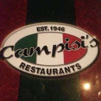 Photo taken at Campisi's Famous Italian Restaurant by Lee H. on 7/14/2012