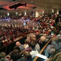 Photo taken at First Baptist North Spartanburg by Gerald B. on 2/12/2012