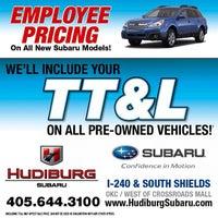 Photo taken at Hudiburg Subaru by Hudiburg Auto Group Inc. on 8/17/2012