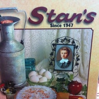 Photo taken at Stan's Restaurant and Country Store by Don L. on 3/23/2012