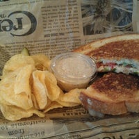 Photo taken at Melt Down Grilled Cheese by Lydia K. on 8/29/2012