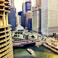 Photo taken at The Westin Chicago River North by Michelle P. on 8/31/2012