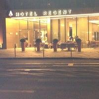 Das Foto wurde bei AMERON Hotel Regent Köln von Niall O. am 5/21/2012 aufgenommen