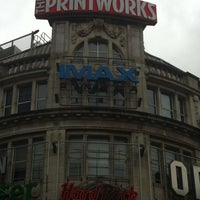 Photo taken at The Printworks by Nicola S. on 6/24/2012
