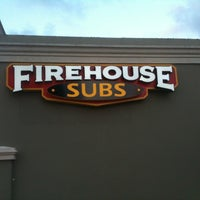 Photo taken at Firehouse Subs by Martin P. on 5/12/2012