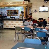 Photo taken at Café La Jeunesse by Fateh B. on 5/26/2012