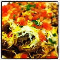 4/17/2012 tarihinde Timothy P.ziyaretçi tarafından Trujillo's Taco Shop'de çekilen fotoğraf