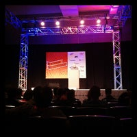 Photo taken at ACC - Ballroom D by Cristiano D. on 3/10/2012