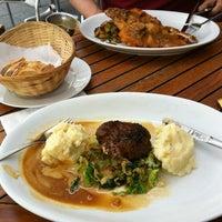 Das Foto wurde bei Weltrestaurant Markthalle von Kalam A. am 7/5/2012 aufgenommen