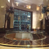 Photo taken at The Ritz-Carlton Jakarta Mega Kuningan by Vero J on 9/7/2012