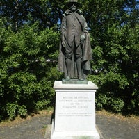 Photo taken at William Bradford Statue by Les on 6/14/2012
