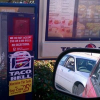 Photo taken at Taco Bell by Marcos C. on 4/6/2012