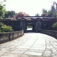 Photo taken at Intramuros by Jstney on 4/7/2012