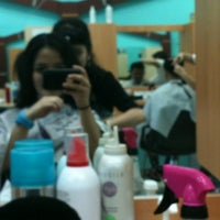 Photo taken at Billy's Haircut Place by Kaye R. on 8/20/2012