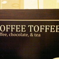 Photo taken at Coffee toffee by Agung A. on 3/14/2012