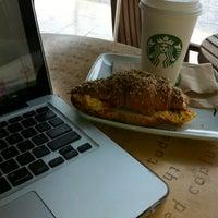 Photo taken at Starbucks by Mel B. on 6/12/2012