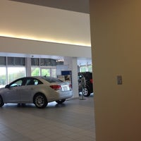 Photo taken at Chevrolet of Milford by Teanicke S. on 5/2/2012