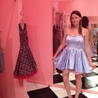 Photo taken at Betsey Johnson by Christopher M. on 5/21/2012