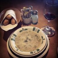 Photo taken at Olive Garden by DK on 4/11/2012