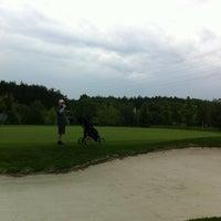 Photo taken at Golf Hostivař by Fabian Michael M. on 7/25/2012