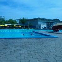 Photo taken at Zwembad Rheden by Wendy W. on 7/4/2012