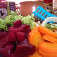 Photo taken at Sabor do Tempero Restaurante by Alex A. on 4/13/2012
