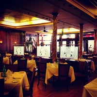 Photo taken at S.P.Q.R. Ristorante by Dani G. on 9/11/2012