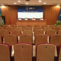 Photo taken at Universidad Camilo José Cela (UCJC) by jaime e. on 2/10/2012