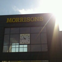 Photo taken at Morrisons by Endy B. on 9/9/2012