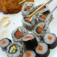 Photo taken at Toro Sushi & Grill by André M. on 2/21/2012
