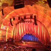 Photo taken at Zarkana by Cirque du Soleil by Zuzia on 8/31/2012