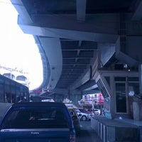 Photo taken at Khlong Tan Intersection by POTTAMAN ® on 6/12/2012