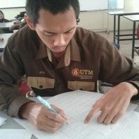Photo taken at Blok J,UTMIC,Jalan Semarak, Kuala Lumpur. by Hanif A. on 8/13/2012