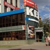 Photo taken at КЕЙ by Сергей Л. on 8/1/2012