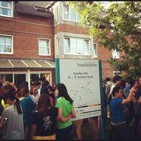 Photo taken at Gateley hall by Noppa on 8/14/2012