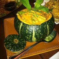 Photo taken at Mingalaba Restaurant by Debbie G. on 7/17/2012