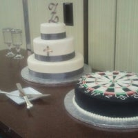 Photo taken at Petite Cupcakes and Events by Petite C. on 6/17/2012