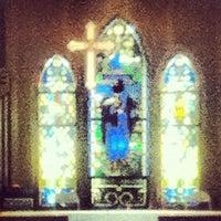 Photo taken at Mt Carmel Baptist Church by Kellan W. on 4/15/2012