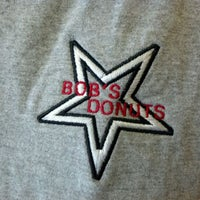 Photo taken at Bob's Donuts by Kim on 3/3/2012