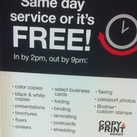 Photo taken at Office Depot - CLOSED by TomBushMotors on 5/9/2012