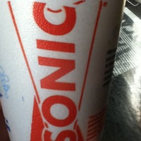 Photo taken at Sonic by Carley B. on 4/26/2012