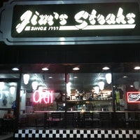 Photo taken at Jim's Steaks by Mike E. on 7/21/2012