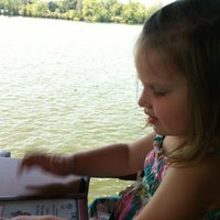 Photo taken at Johnny's On The Lake by Mark D. on 8/31/2012
