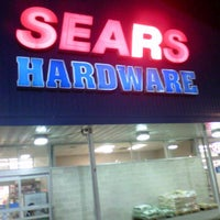 Photo taken at Sears Appliance and Hardware Store - Closed by Adam Robert B. on 2/8/2012