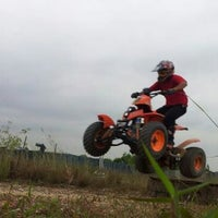 Photo taken at litar motor cross & atv by Syed F. on 4/19/2012