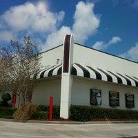 Photo taken at Steak 'n Shake by Monika P. on 3/16/2012