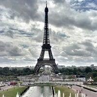 Photo prise au Jardins du Trocadéro par Bruno C. le8/5/2012